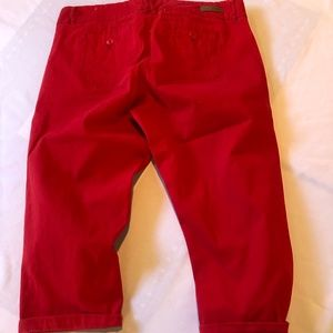 Royalty For Me Crop pants size 16